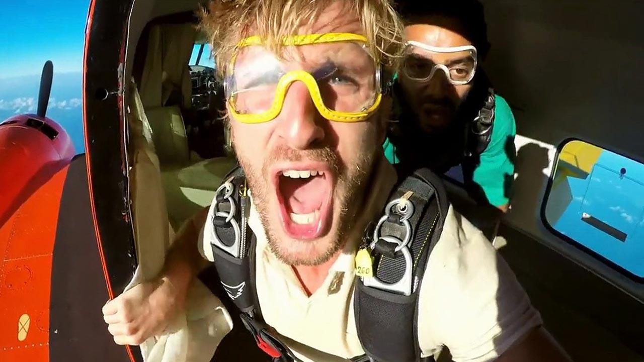 Babysitting 2 sur W9 : un saut en parachute qui a failli mal finir