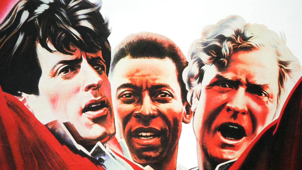 Pelé a 80 ans : quand il donnait la réplique à... Sylvester Stallone