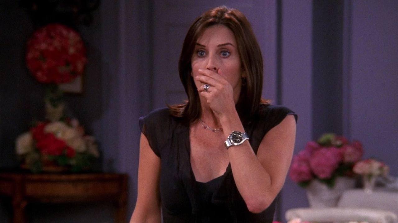 Friends : pour Thanksgiving, Courteney Cox rejoue une scène culte de la série