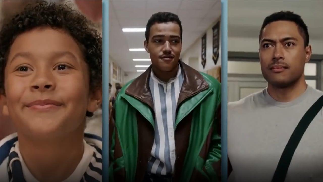 Young Rock : les premières images de la sitcom sur la jeunesse de Dwayne Johnson