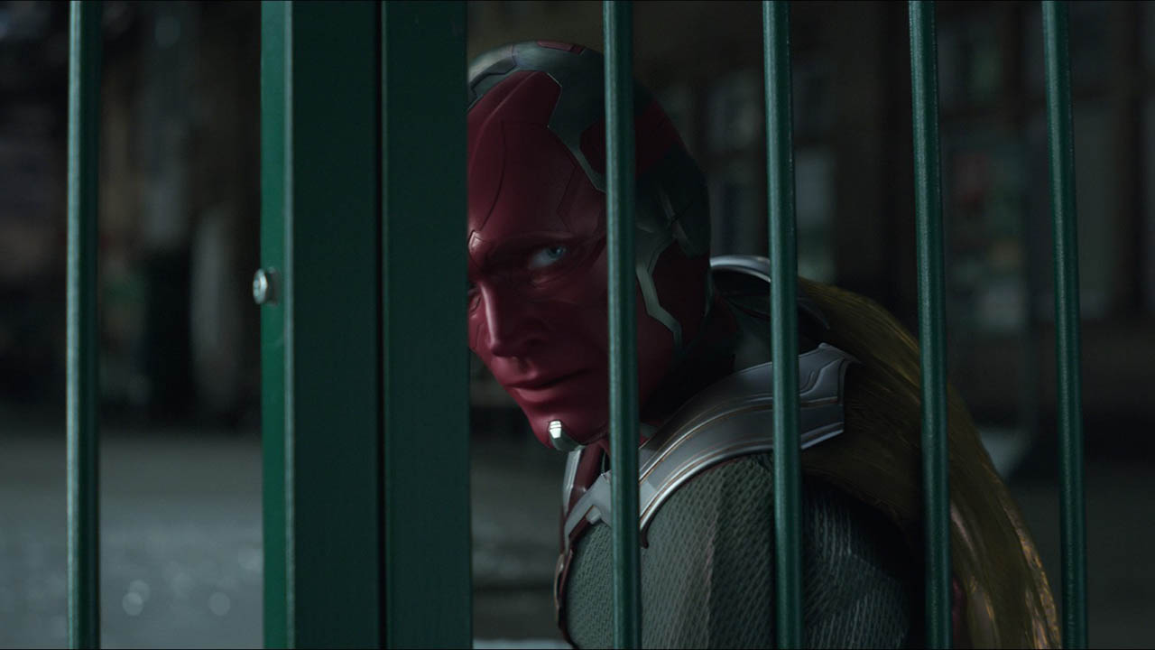 Avengers Endgame : Vision aurait pu être dans le film !