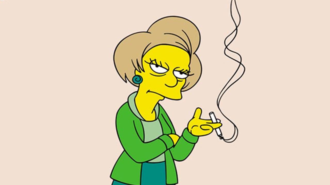 Disney+ : Les Simpson font leurs adieux à Edna Krapabelle