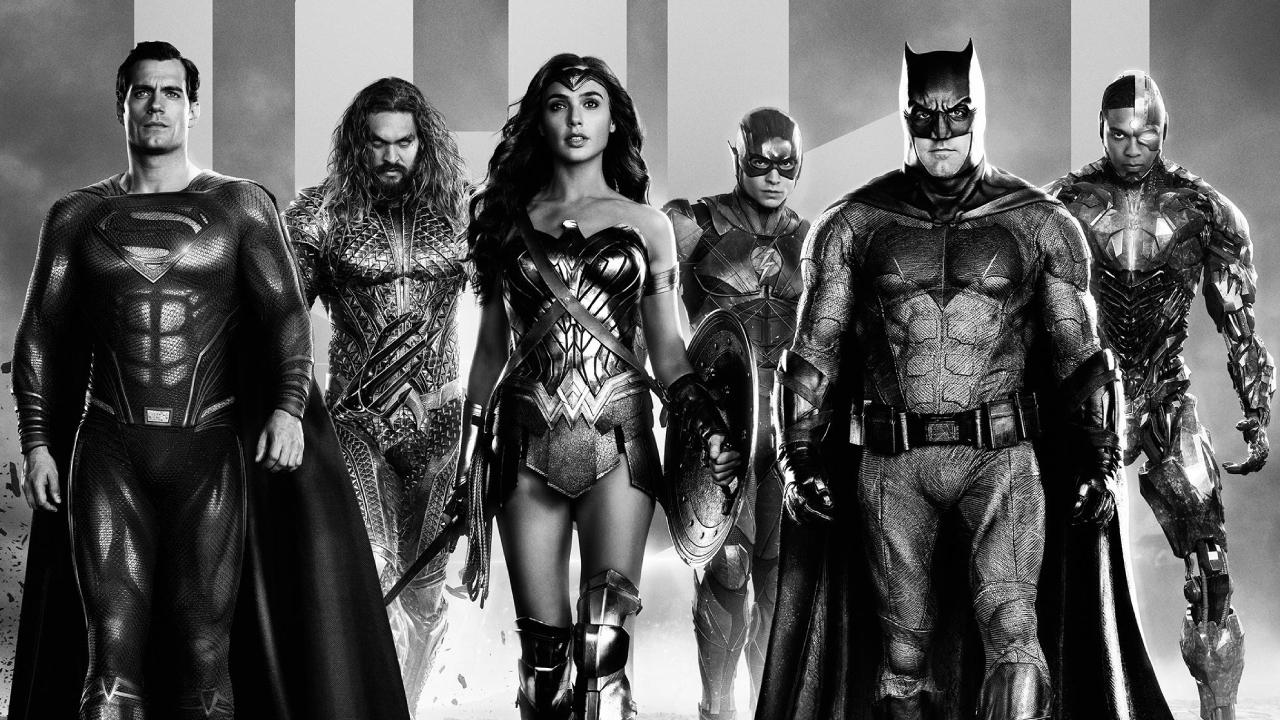 Justice League : le Director's Cut de Zack Snyder sera composé de 6 chapitres