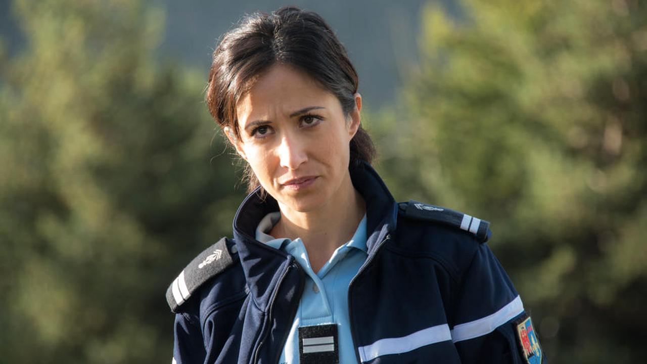 Section de recherches : Fabienne Carat et Mélanie Maudran étaient déjà apparues dans la série dans des rôles différents