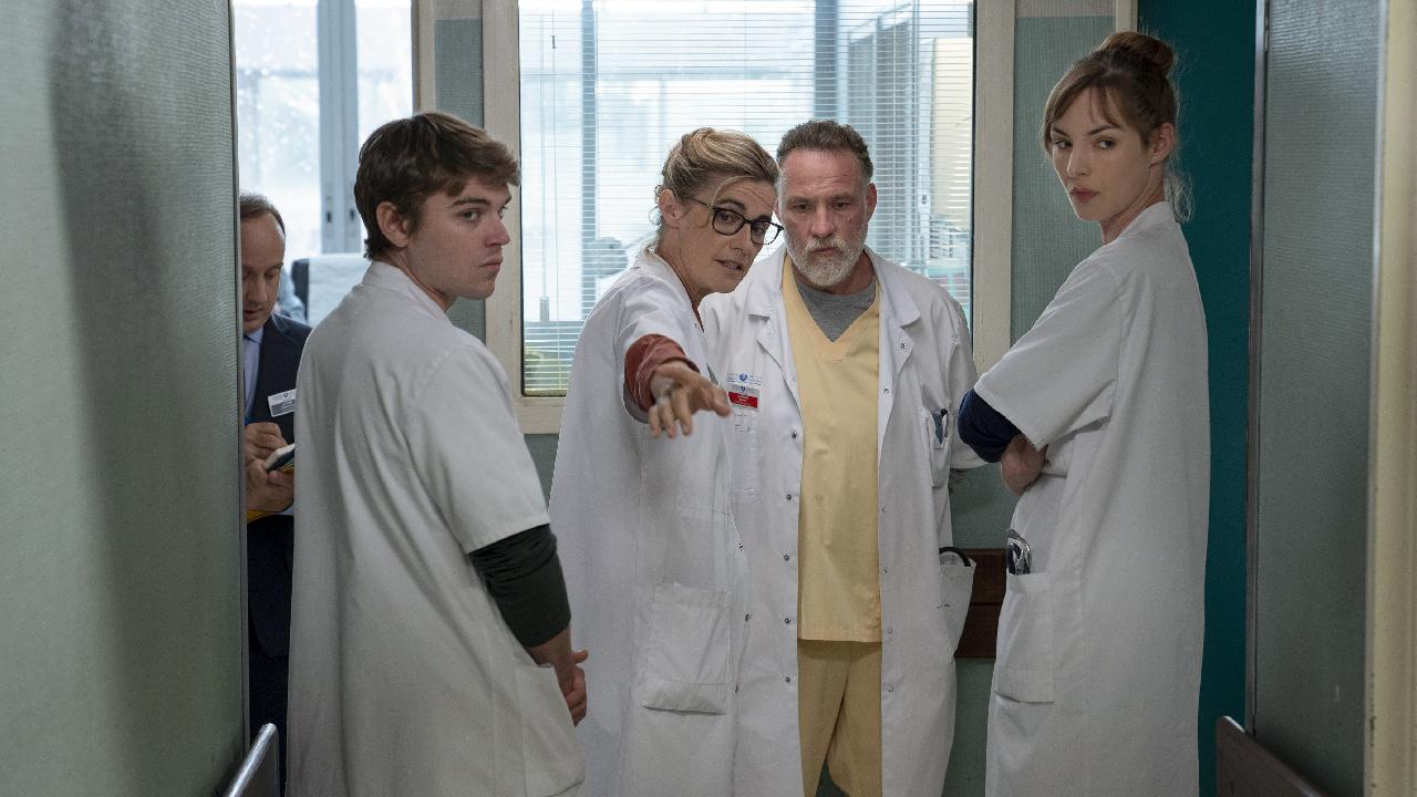 Hippocrate sur CANAL+ : la saison 2 va-t-elle aborder la pandémie de Covid ?