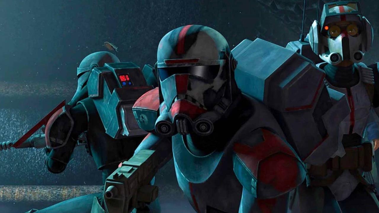 The Bad Batch sur Disney+ : le premier épisode révèle une information majeure sur les clones de Star Wars