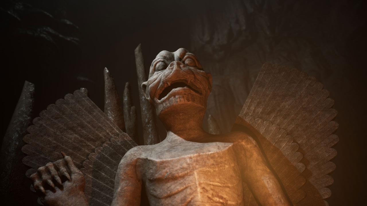 E3 2021 : le jeu horrifique The Dark Pictures Anthology - House of Ashes se dévoile