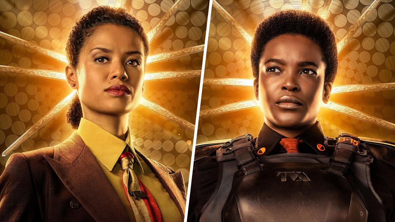 Loki sur Disney+ : qui sont Gugu Mbatha-Raw et Wunmi Mosaku, les deux femmes de poigne de la série Marvel ?