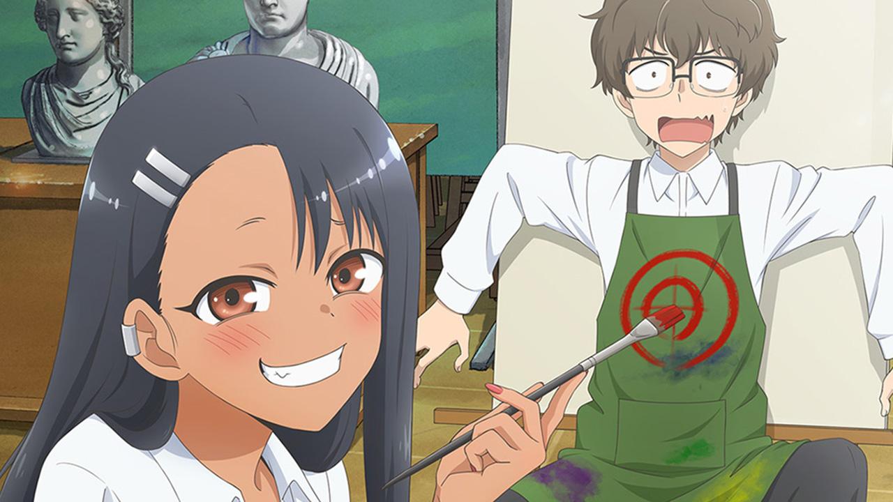 Arrête de me chauffer, Nagatoro sur ADN : c'est quoi cet anime qui dynamite la comédie romantique ?