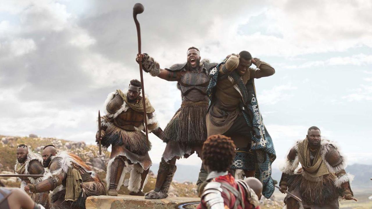 Black Panther 2 : Winston Duke reprendra bien son rôle de M'Baku