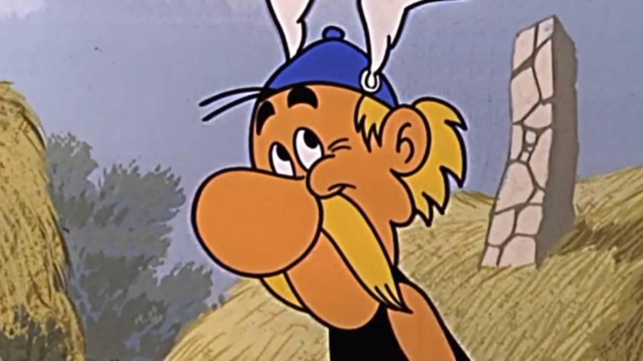 Astérix le Gaulois : le film a été réalisé dans le dos d'Uderzo et Goscinny