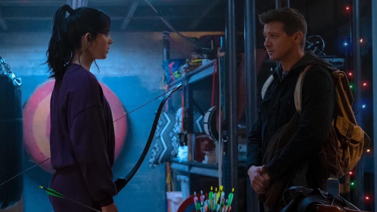 Hawkeye sur Disney+ : une date pour la série Marvel avec Jeremy Renner et Hailee Steinfeld