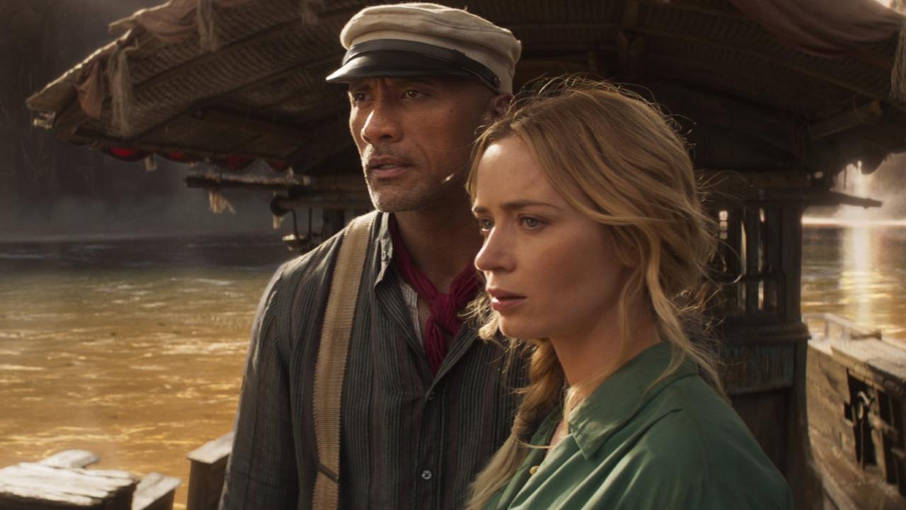 Box Office US : Jungle Cruise a le vent en poupe