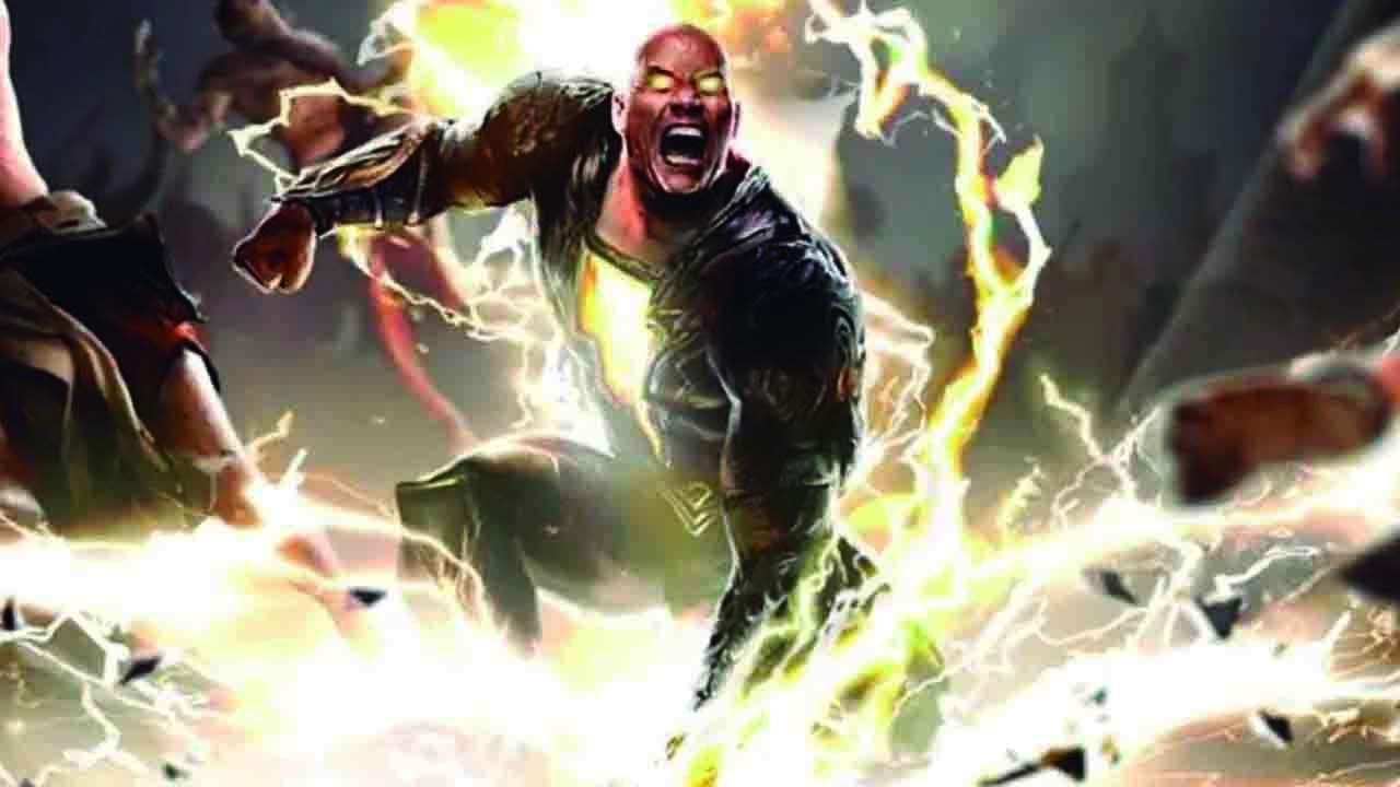 """Black Adam : le film utilisera une technologie encore """"jamais vue"""" pour faire voler Dwayne Johnson"""