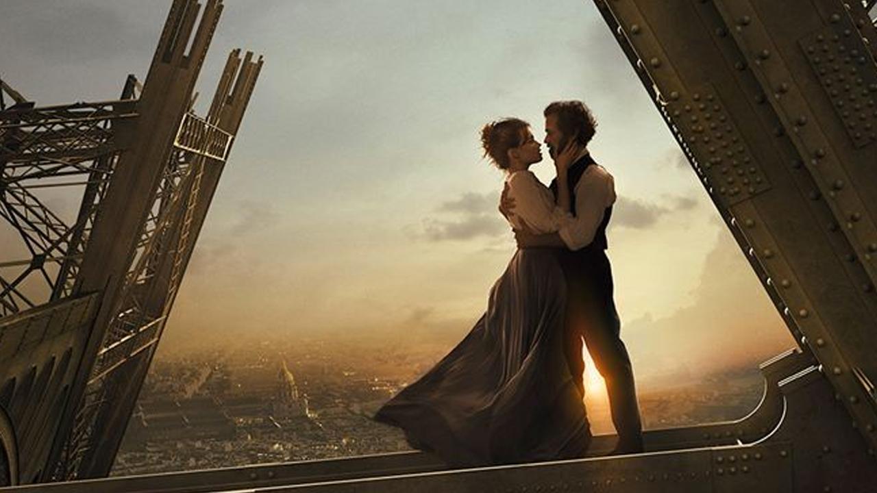 Eiffel : sortie décalée pour le film avec Romain Duris et Emma Mackey