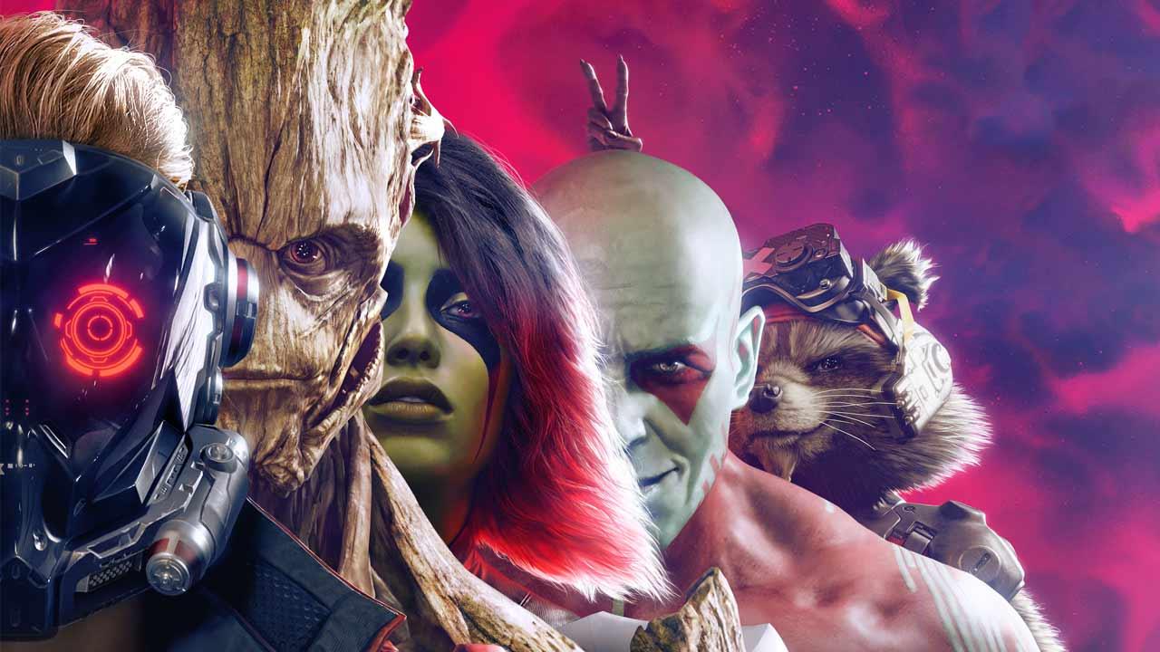 Marvel's Guardians of The Galaxy : une bande-annonce de lancement au son de Mötley Crüe