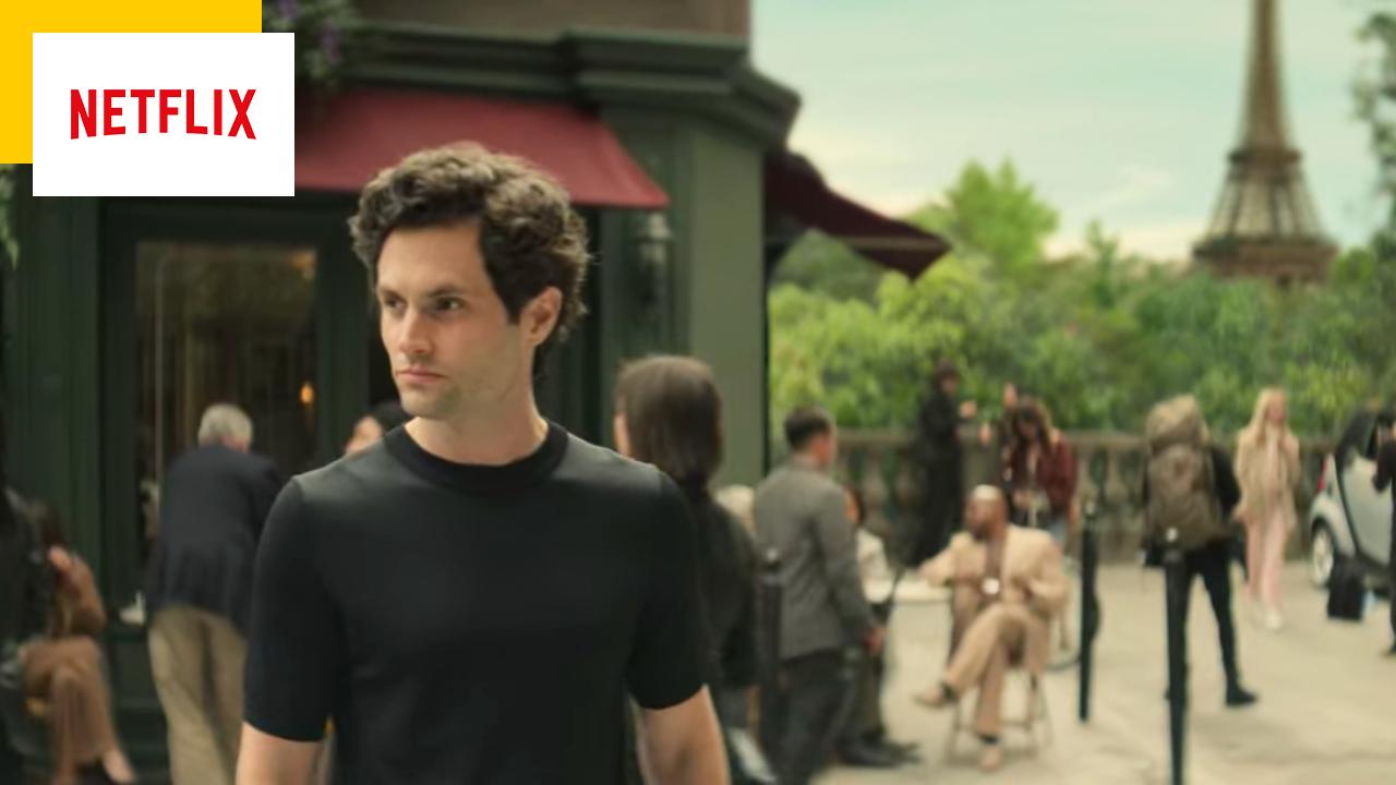 You sur Netflix: Joe va-t-il se la jouer Emily in Paris dans la saison 4?