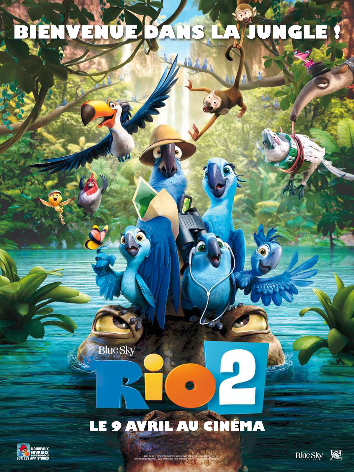 Rio 2 VO streaming