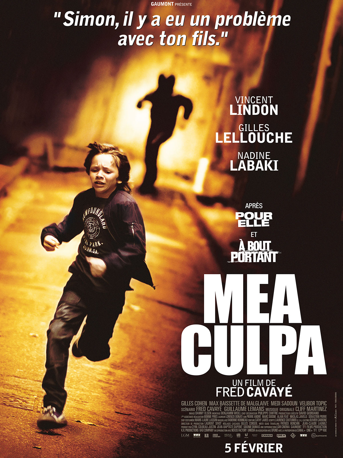 Mea Culpa streaming
