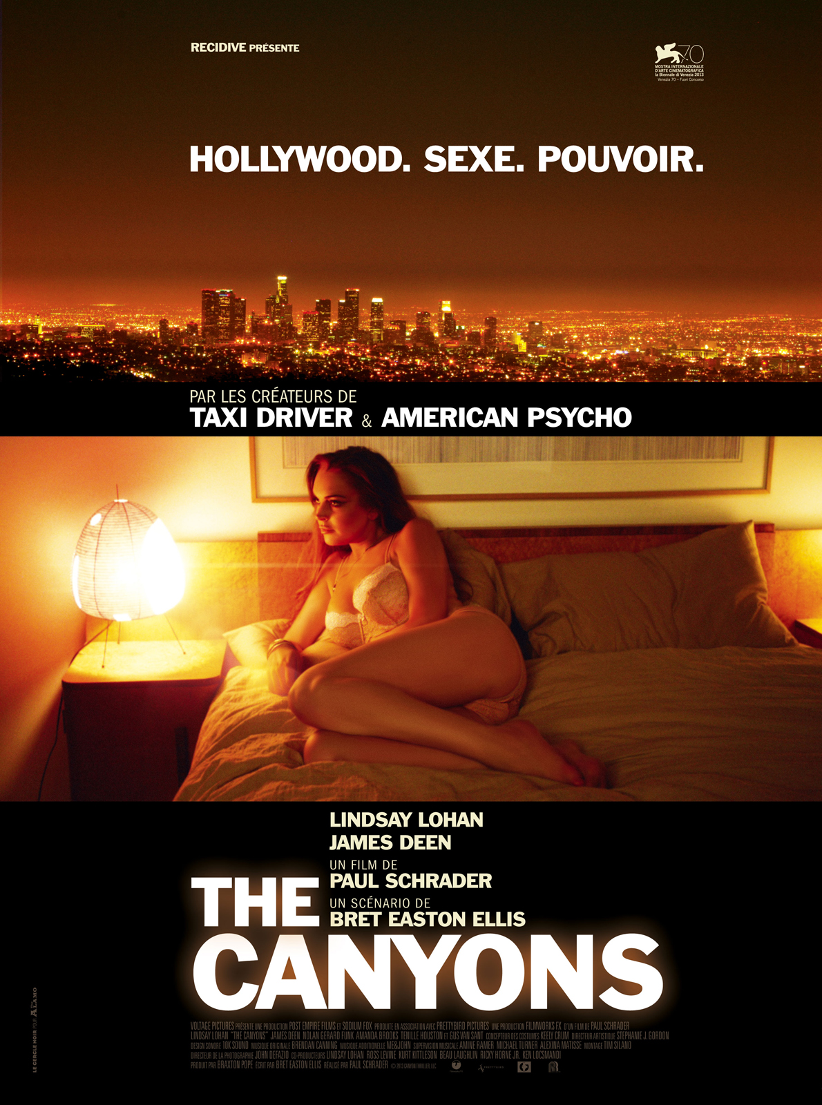 [MULTI] [DVDRiP] The Canyons