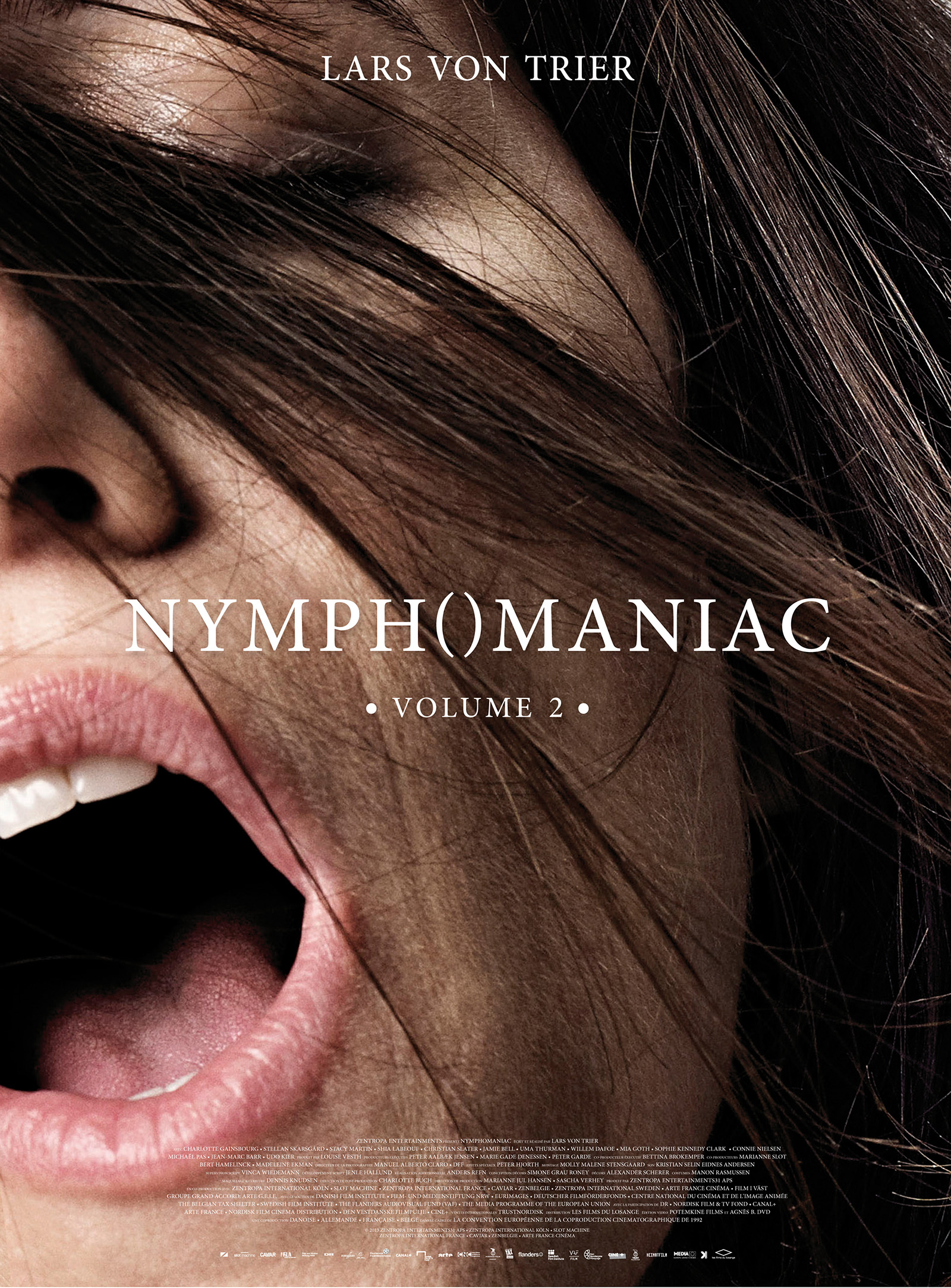 Nymphomaniac - Volume 2 | Multi | 1CD | BDRiP | 2013
