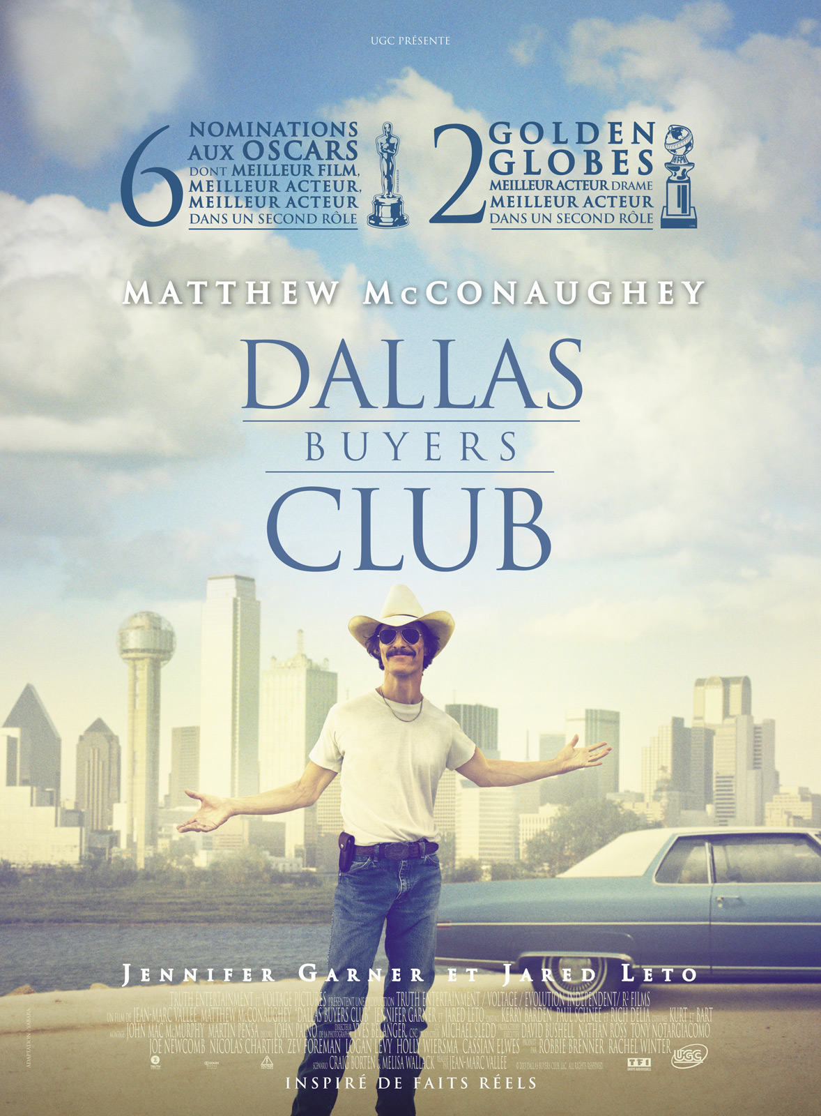 Dallas Buyers Club streaming film