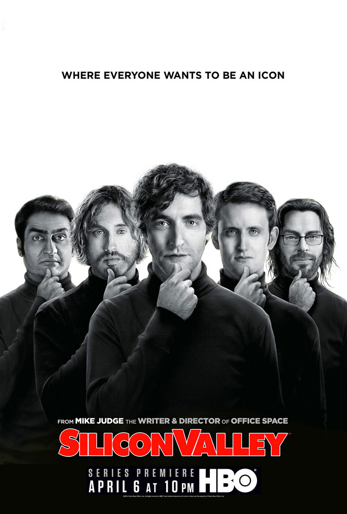 Silicon Valley - Saison 1