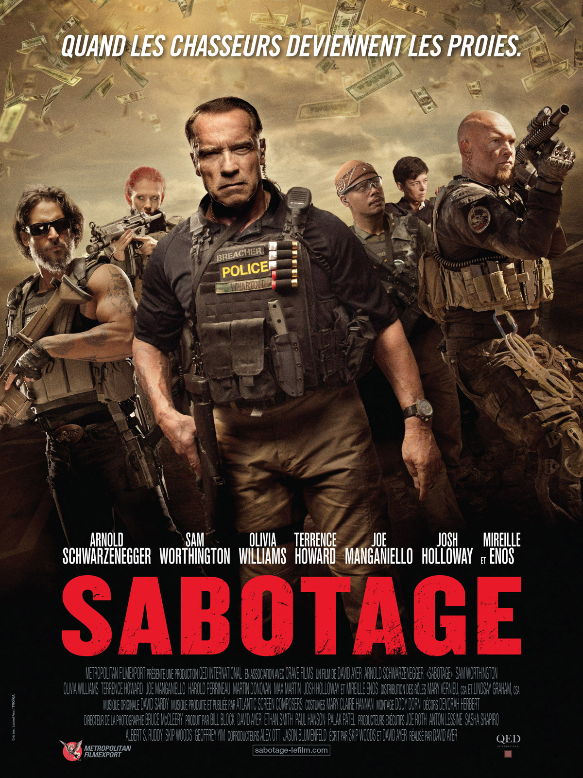 Photo Film Sabotage