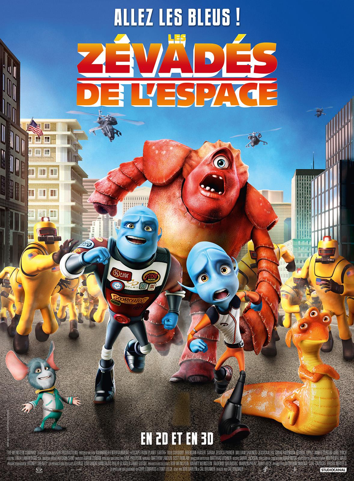 Les z vad s de l 39 espace film 2013 allocin - Les sinsin de l espace ...