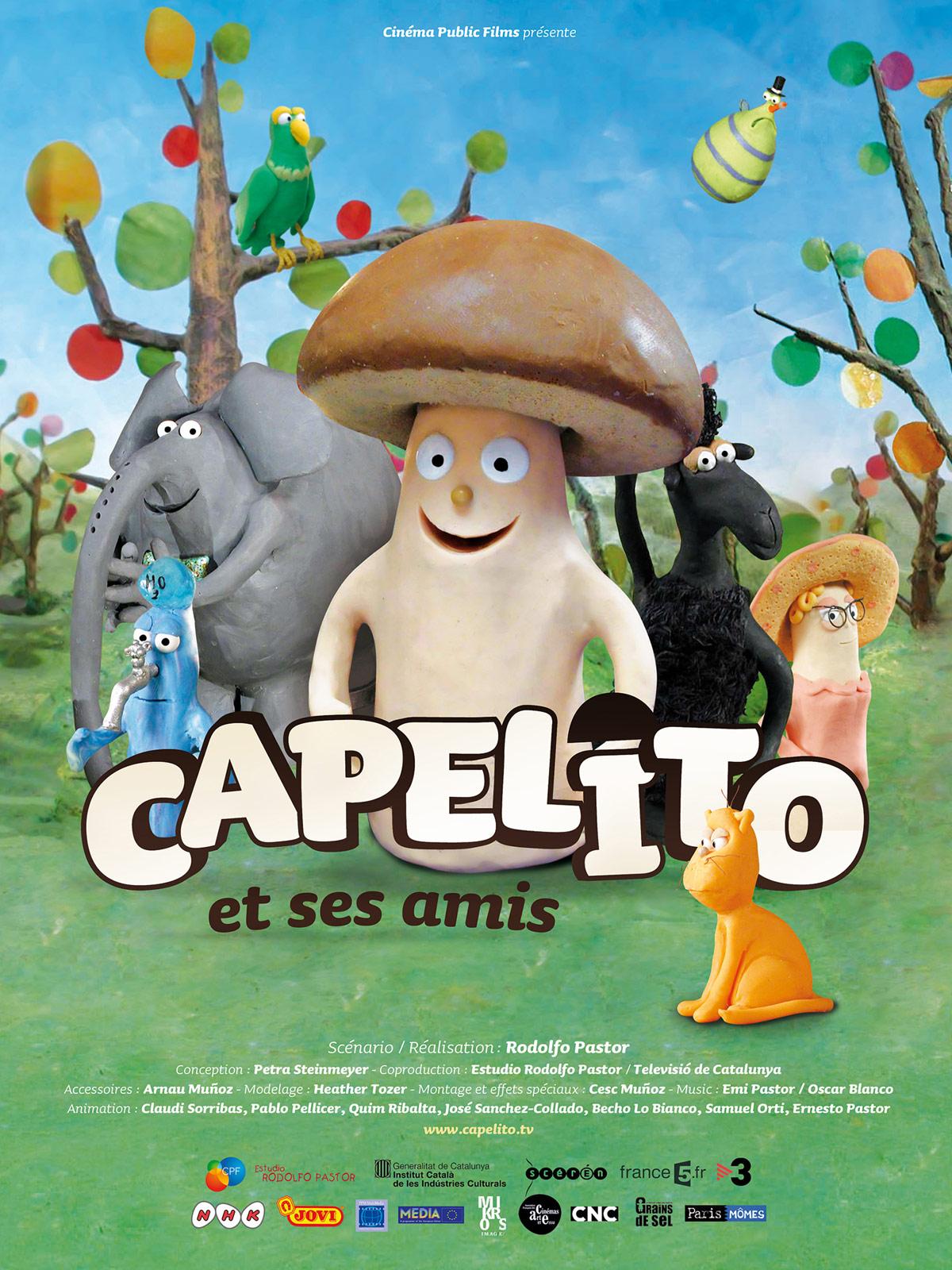 Image du film Capelito et ses amis