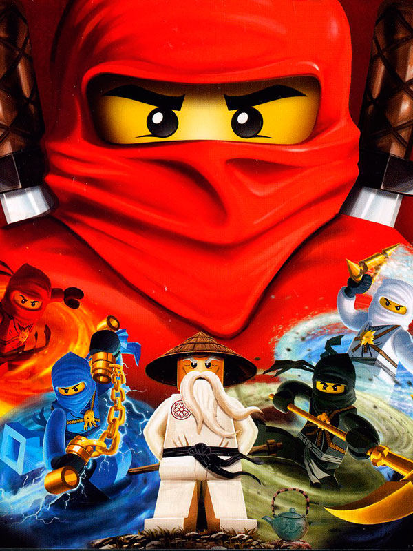 The lego ninjago movie film 2017 allocin - Jeux gratuits ninjago lego ...