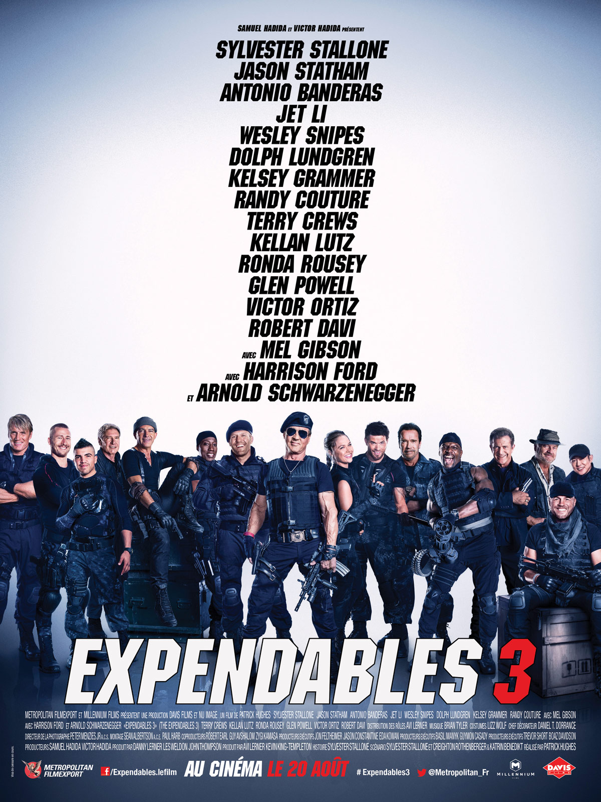 Expendables 3 - film 2014 - AlloCiné