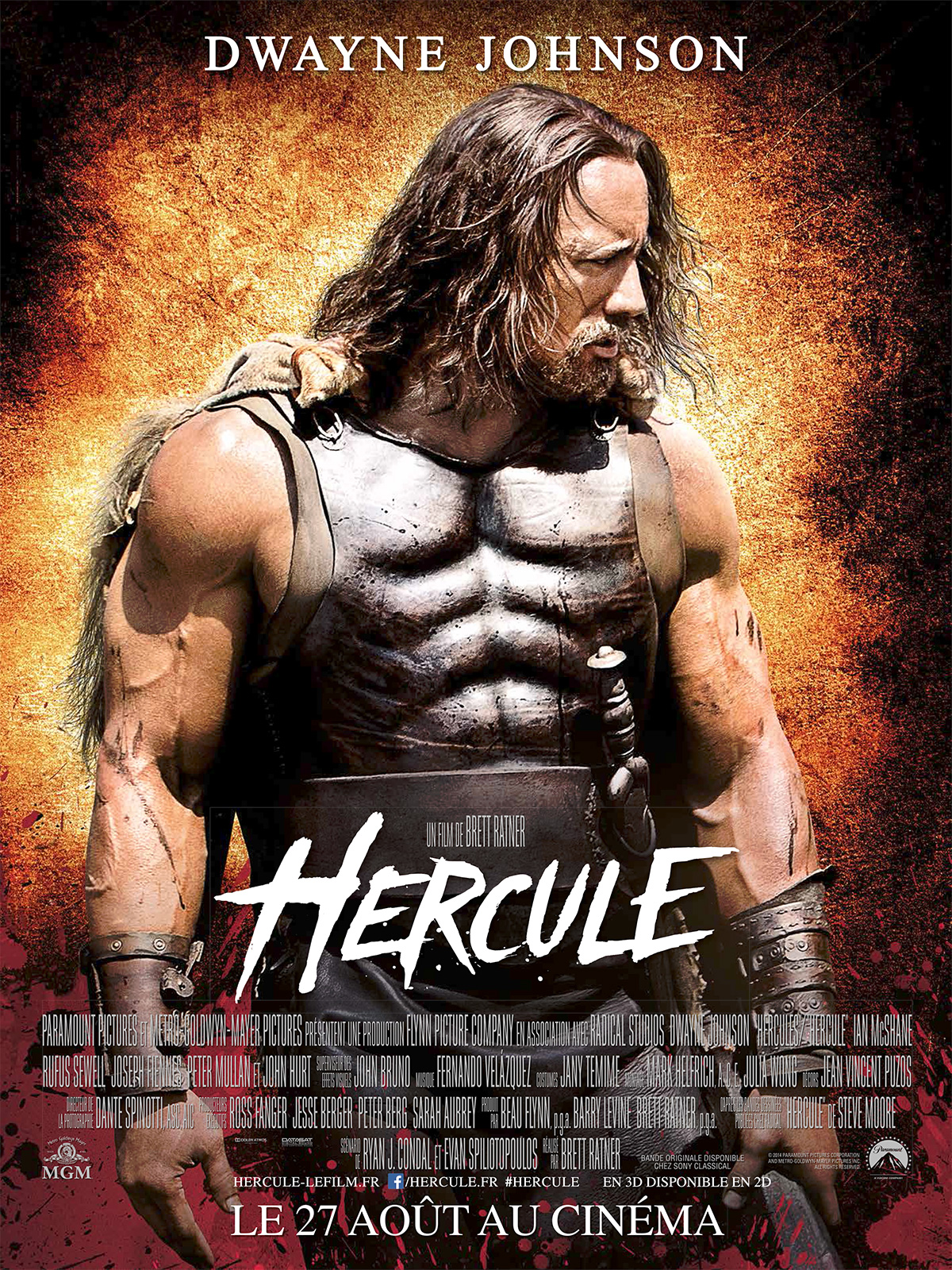 Hercule | Multi | 2CD | TrueFrench | HDRip MD |2014