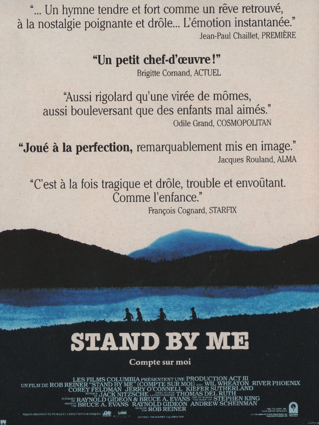 Stand by Me Streaming VF DVDRIP