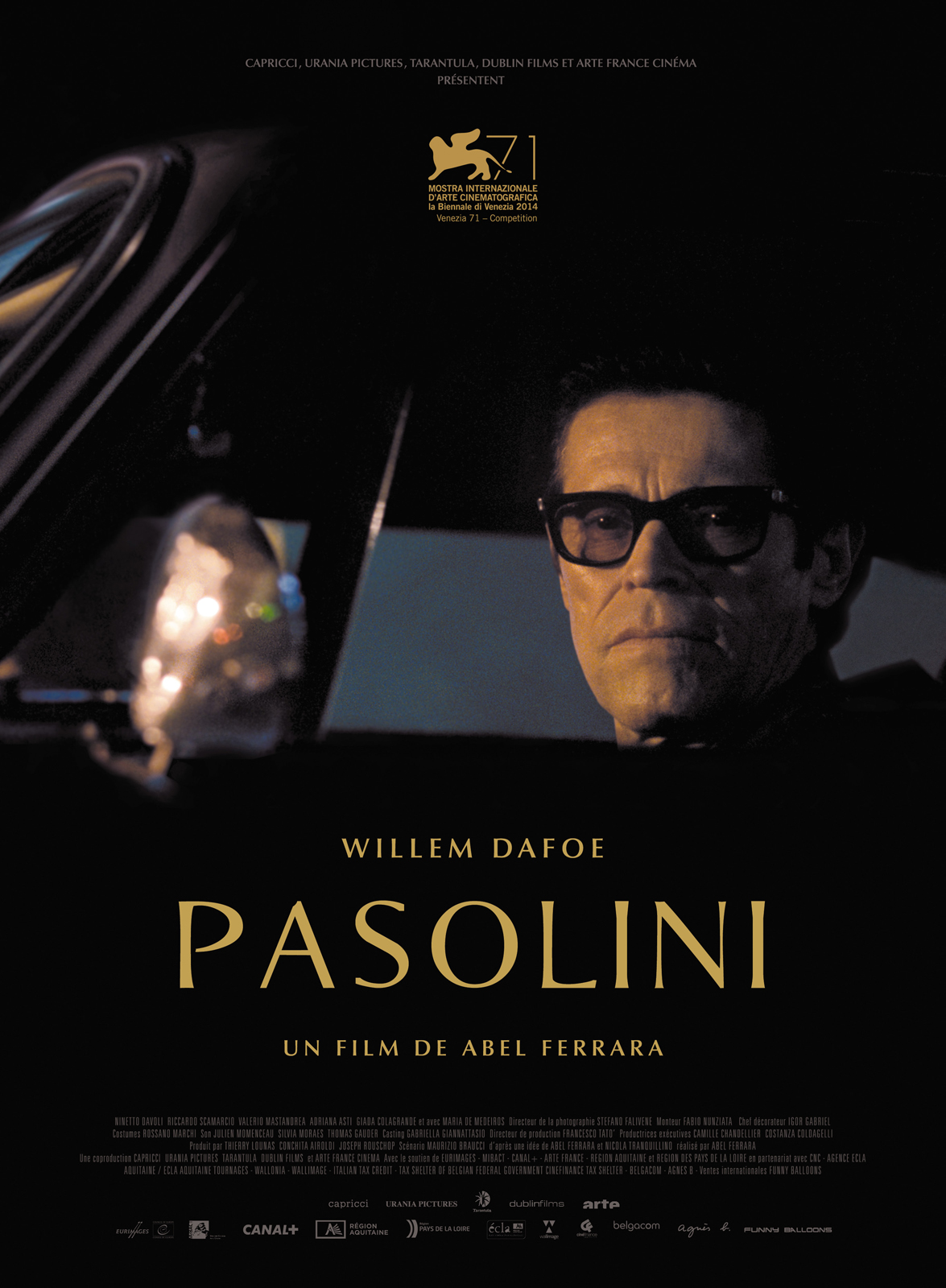 Pasolini streaming