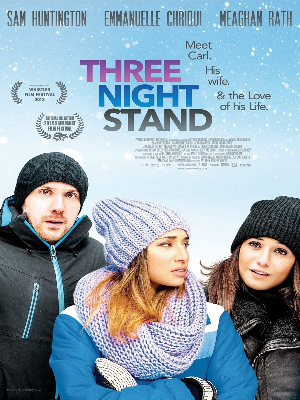 Three Night Stand VF