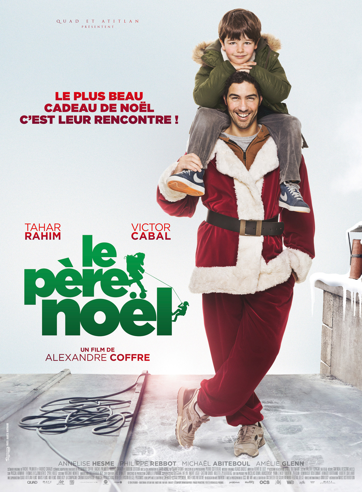 Le p re no l film 2014 allocin - Le noel de shrek ...