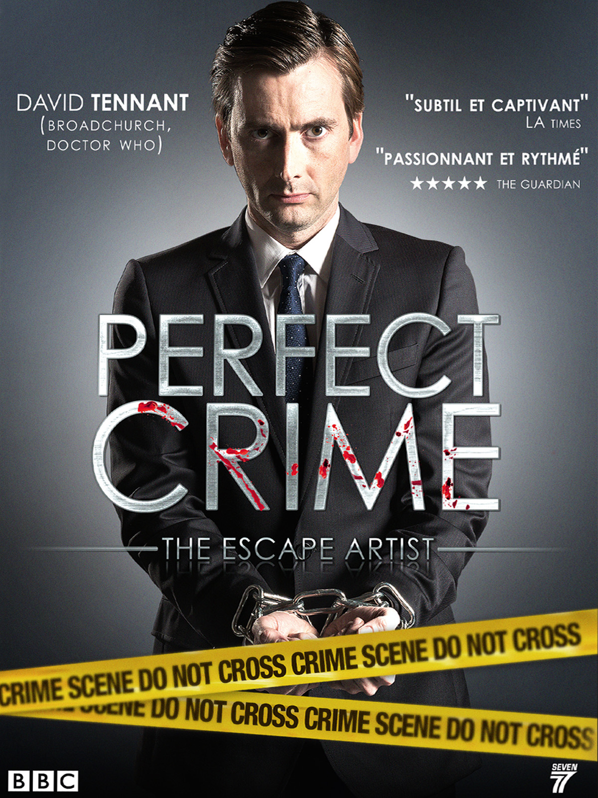 Perfect Crime (The escape artist) saison 01