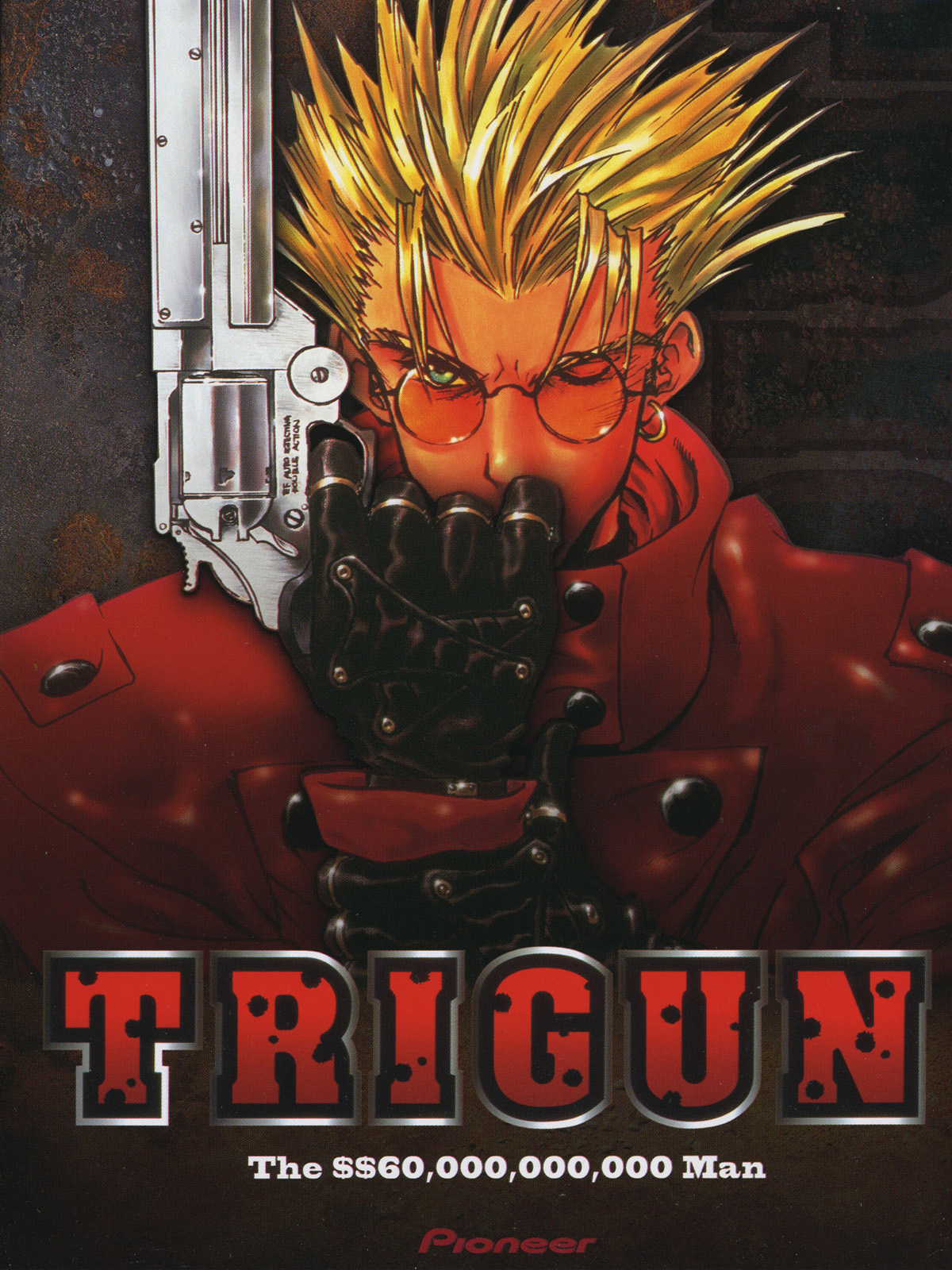 Trigun streaming