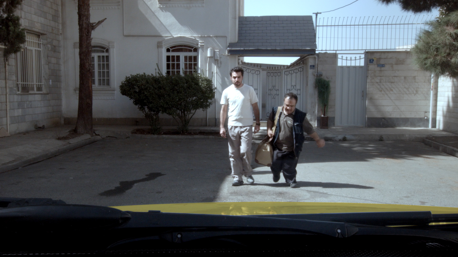 Film Taxi Teheran