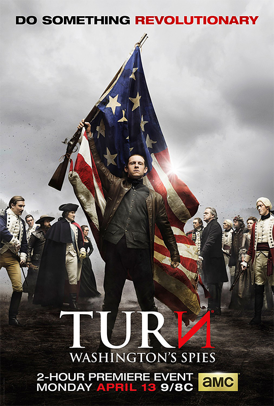 Turn: Washington's Spies streaming