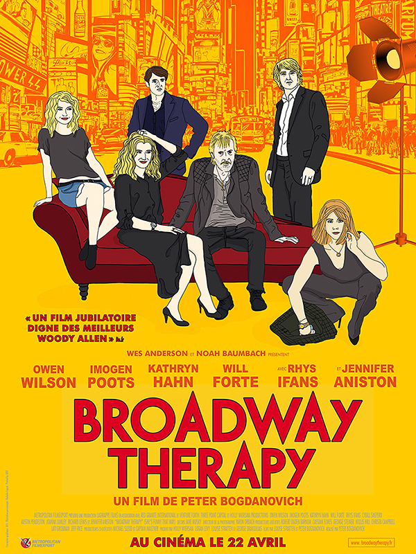 Broadway Therapy streaming