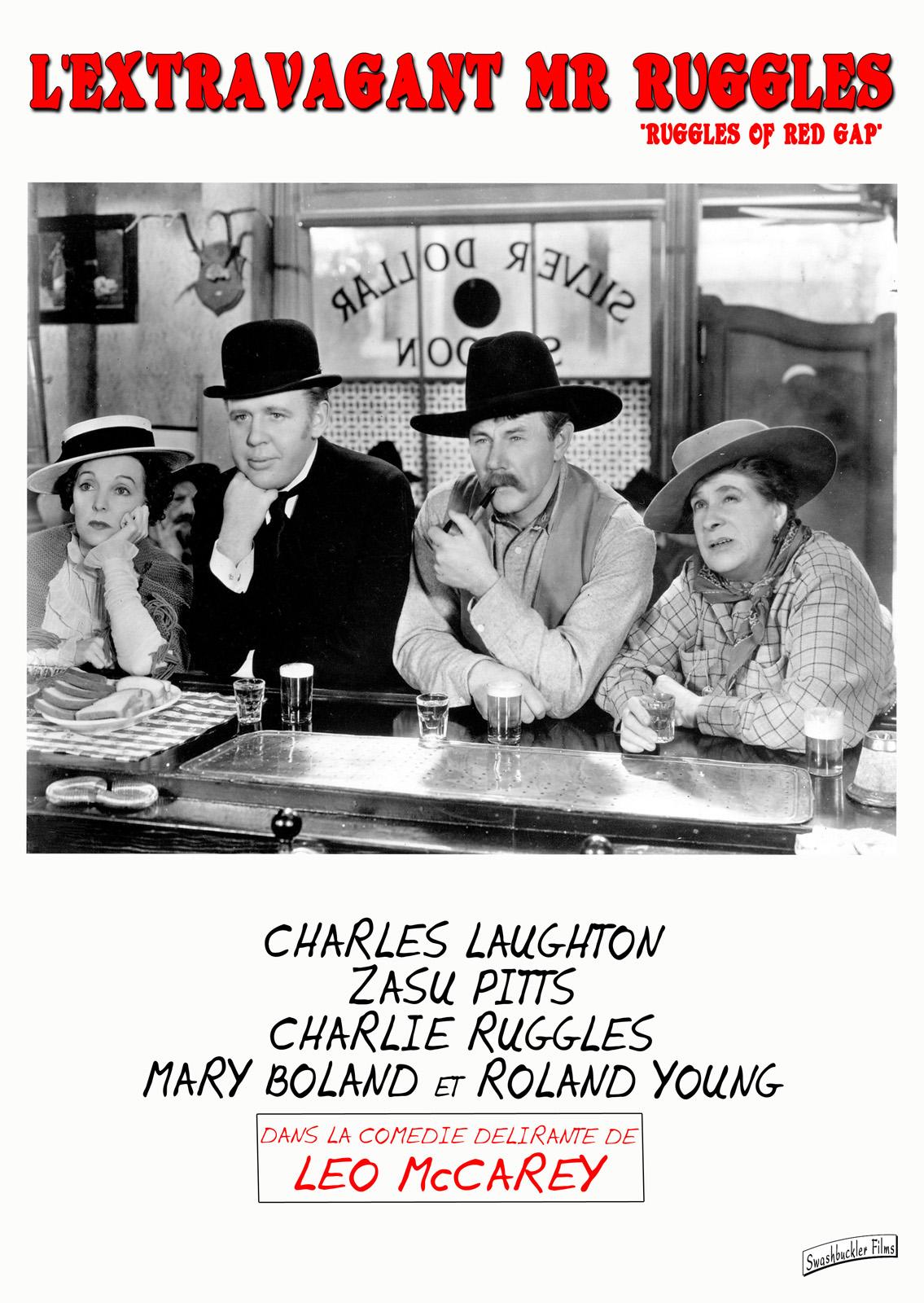 Image du film L'Extravagant Mr Ruggles