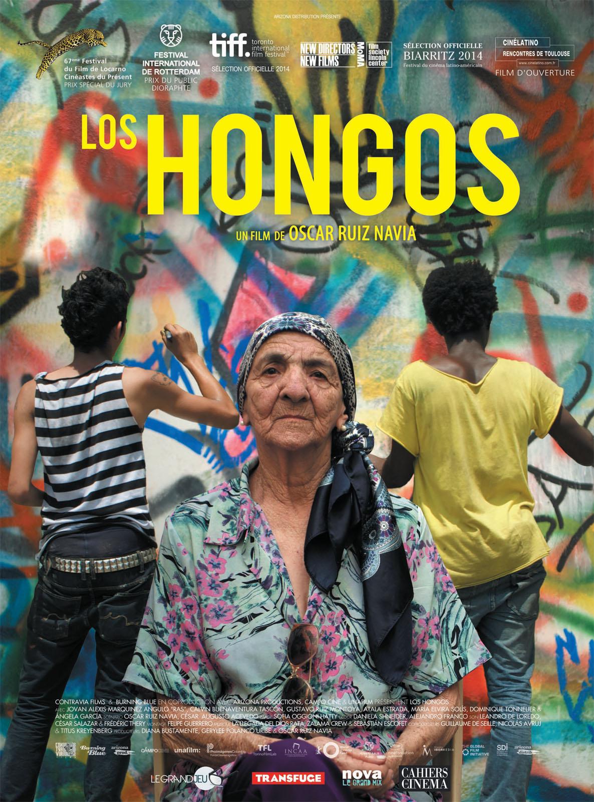 Los hongos Streaming HD Web-DL