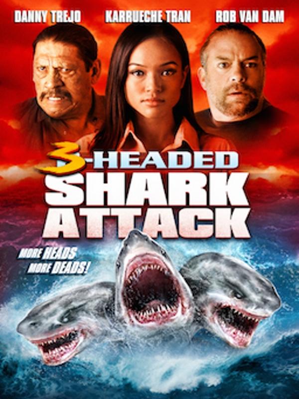3-Headed Shark Attack streaming