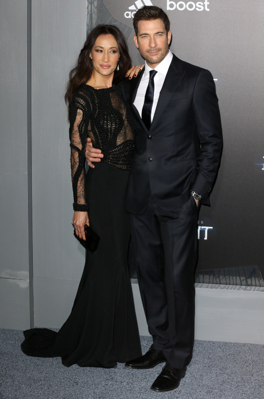 ... McDermott - Photo promotionnelle Dylan McDermott, Maggie Q - AlloCiné