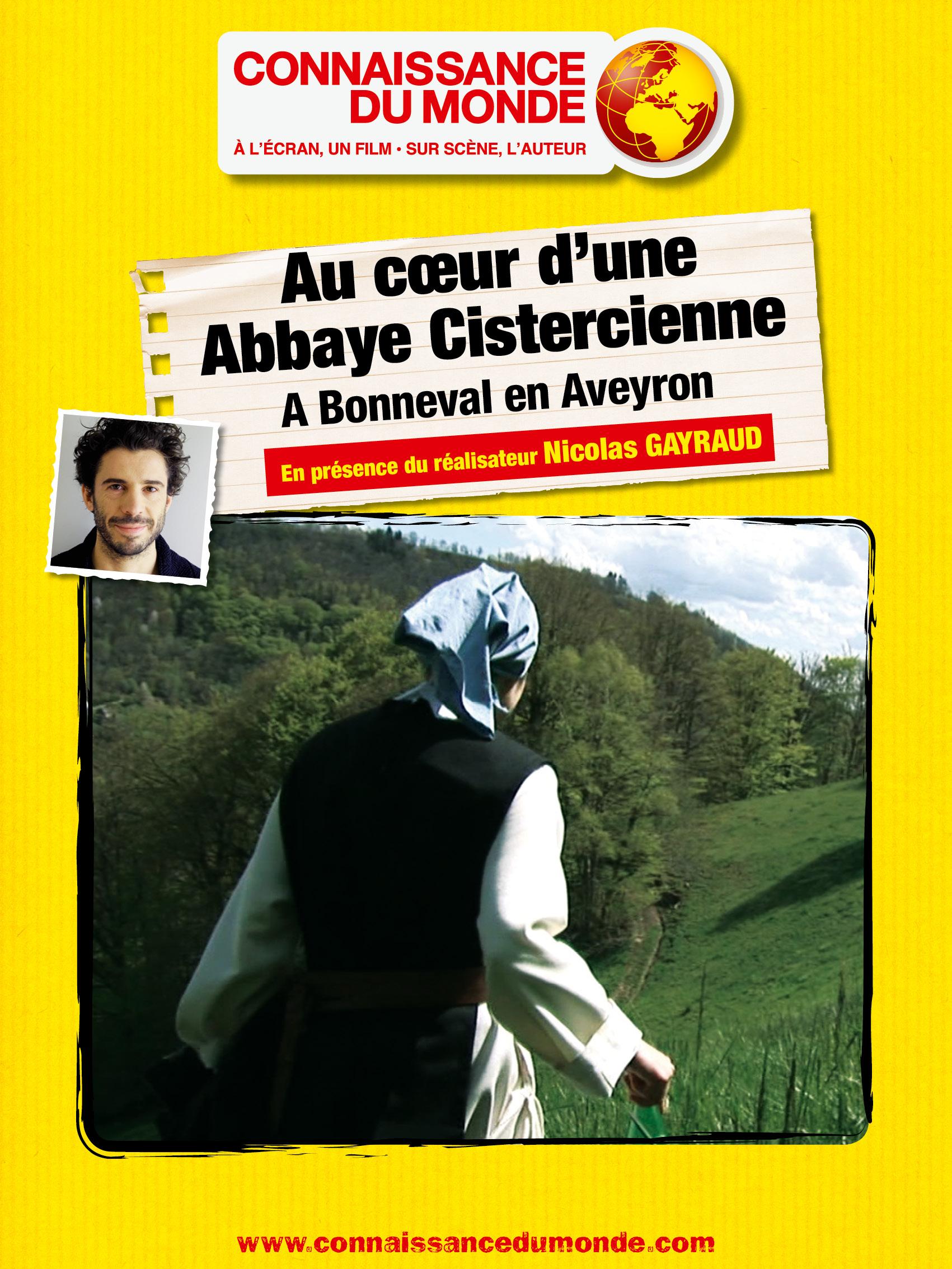 telecharger Au coeur d'une Abbaye Cistercienne, A Bonneval en Aveyron 1080p Gratuit