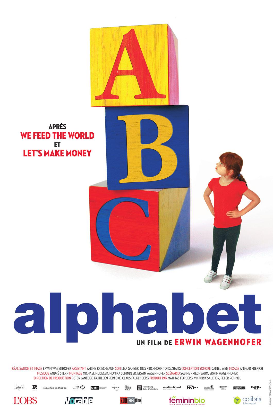 alphabet film 2014 allocin. Black Bedroom Furniture Sets. Home Design Ideas
