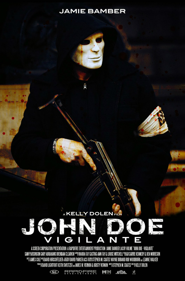 John Doe: Vigilante en streaming