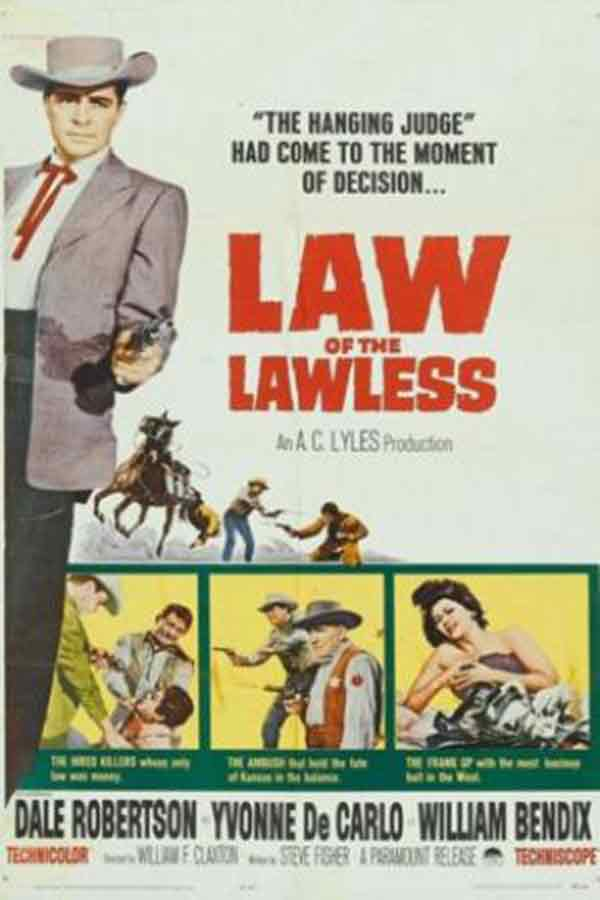 Law of the Lawless Streaming 1080p HDLight